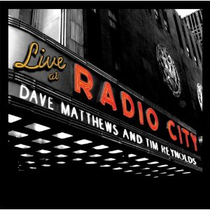 Dave Matthews Live at Radio City
