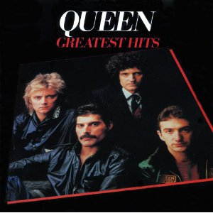 Queen Greatest Hits UK