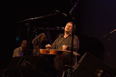 Jeff Healey by ckaiserca via Flickr