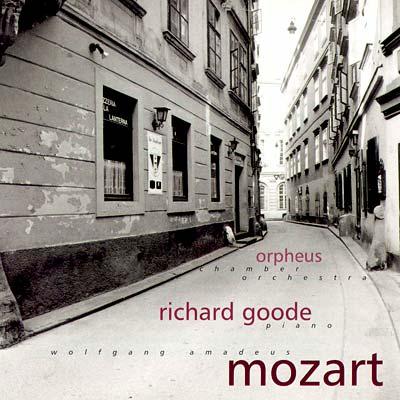 Richard Goode Mozart