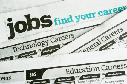 Job listings