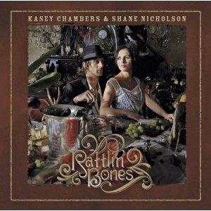 Kasey Chambers and Shane Nicholson