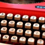 typewriter by beta500 via Flickr