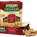 Mary's Crackers