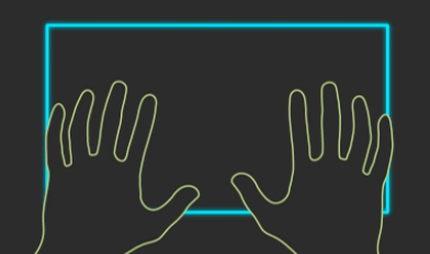 10GUI Multitouch Pad