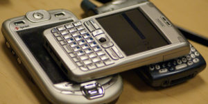 Smartphones! by Vincent Diamante Creative Commons via Flickr
