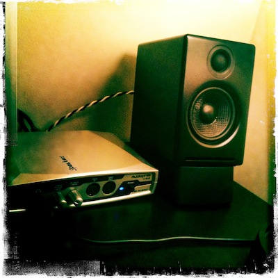 Audio Engine Speakers