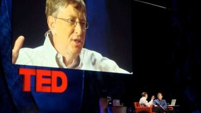 Bill Gates at TED