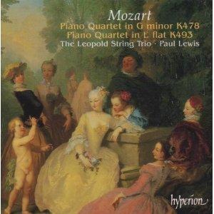 Mozart Piano Quartets