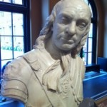 Oliver Cromwell at V and A Museum