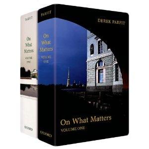 Derek Parfit, On What Matters