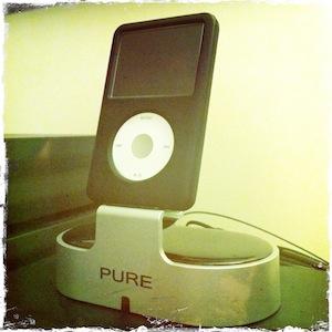 Pure i-20 iPod Dock - Frontal