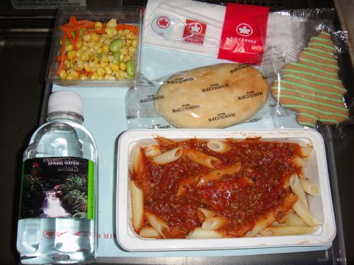 Airline Food by Archangeli via Flickr (Creative Commons License)