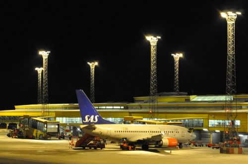 Airport by morberg via Flickr (Creative Commons License)
