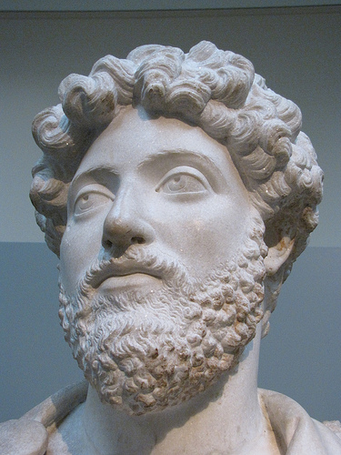 Marcus Aurelius by Ed Uthman Creative Commons via Flickr