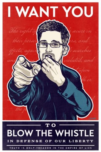 I Want You to Blow the Whistle in Defense of Our Liberty Poster, unknown provenance, via Reddit