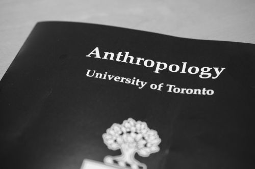 University of Toronto Anthropology folder