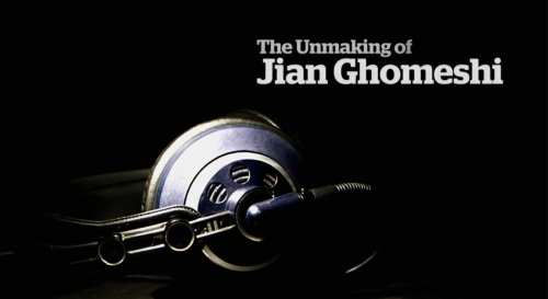 The Unmaking of Jian Ghomeshi