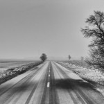 Winter Road by Pavel P. Creative Commons via Flickr
