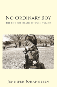 Jennifer Johannesen - No Ordinary Boy (2011)
