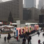 Nathan Phillips Square, Toronto, December 2016