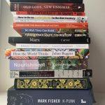Book pile September 2019 - I
