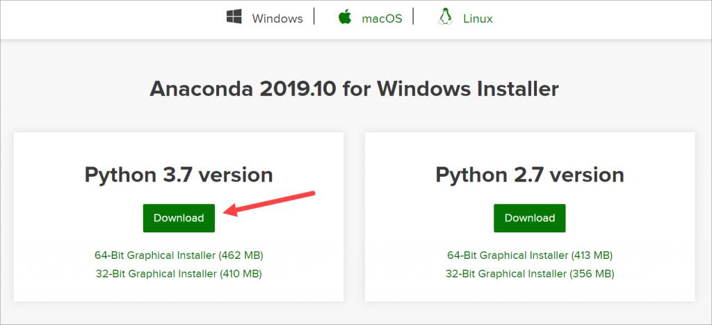 Install Anaconda